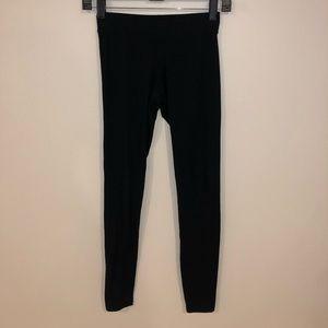 black aeropostale leggings